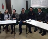 Acic Curitibanos - Conselho dos Núcleos encaminha Projeto Piloto no Sólon Rosa