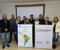 Acic Curitibanos - Coordenadores e vices de Núcleos Empresariais participam de capacitação