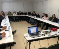Acic Curitibanos - Novos diretores da ACIC participam da primeira reunião