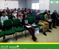 Acic Curitibanos - Mais de 60 pessoas participam do Curso de garçom
