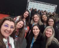 Acic Curitibanos - Núcleo da Mulher Empresária participa de evento estadual