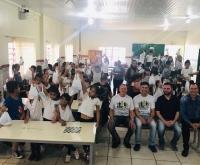 Acic Curitibanos - Projeto Infância Saudável contempla cerca de 300 crianças