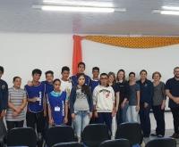 Acic Curitibanos - Núcleo de Gestão de Pessoas visita APAE