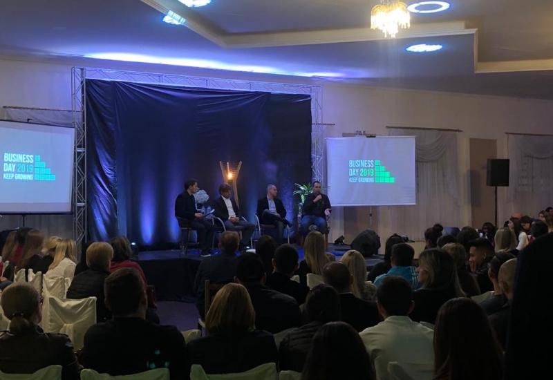 Pra Vida - Primeiro Dia do Business Day tem mais de 300 participantes