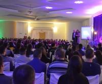 Acic Curitibanos - Sucesso Absoluto no primeiro Business Day