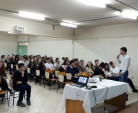 Acic Curitibanos - Projeto Piloto tem mais uma ação desenvolvida