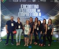 Acic Curitibanos - Consultor de Núcleos da ACIC participa de evento estadual