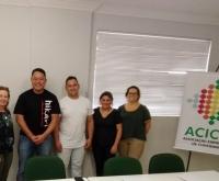 Acic Curitibanos - Nucleados de Gastronomia participam de Workshop sobre Custos.