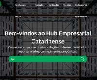 Acic Curitibanos - Nova plataforma digital da FACISC integra Hub Empresarial Catarinense