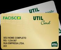 Acic Curitibanos - Cartão Útil Alimentação, um dos produtos da ACIC.