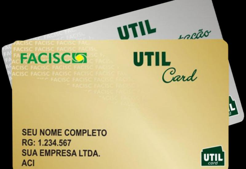 Pra Vida - Cartão Útil Alimentação, um dos produtos da ACIC.