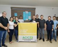 Acic Curitibanos - Núcleo Jovem Empreendedor escolhe seu novo Coordenador