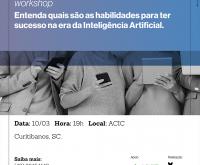 Acic Curitibanos - Workshop irá abordar Inteligência Artificial