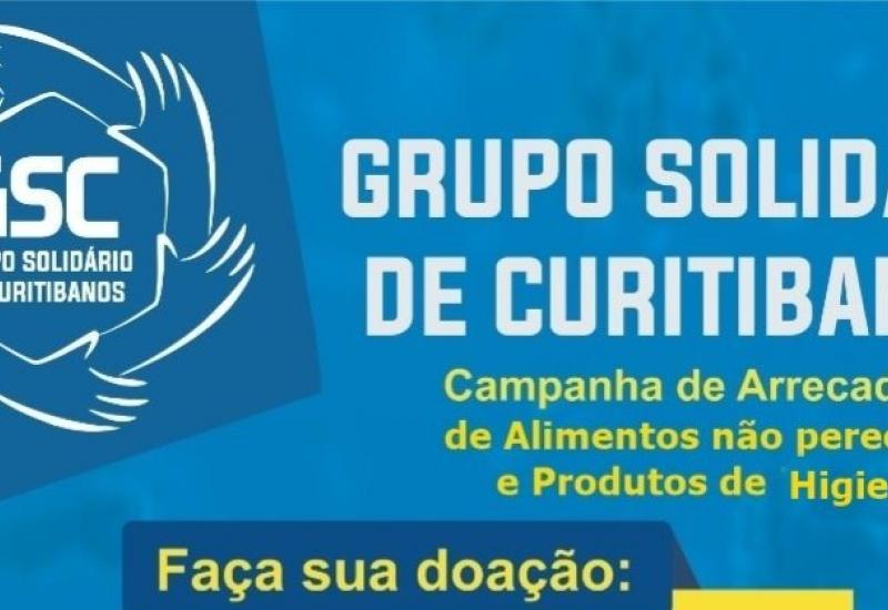 Pra Vida - ACIC integra Grupo Solidário de Curitibanos