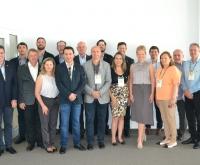 Acic Curitibanos - Presidente da ACIC está na Alemanha