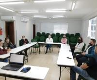 Acic Curitibanos - Novos integrantes do Núcleo de Gastronomia