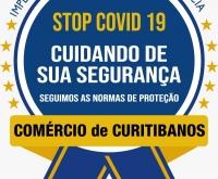 Acic Curitibanos - Projeto Stop Covid-19, Juntos somos mais fortes é lançado