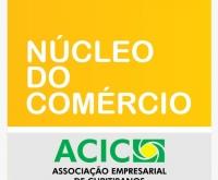 """Acic Curitibanos - Primeiras empresas recebem o selo """"Stop Covid-19""""."""