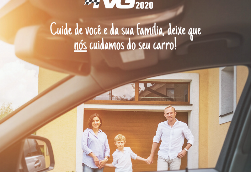 Pra Vida - Núcleo de Automecânicas da ACIC promove Inspeção Veicular Gratuita 2020