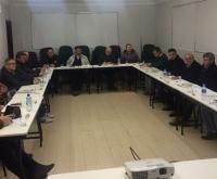 Acic Curitibanos - Irene Sonda comanda sua primeira reunião