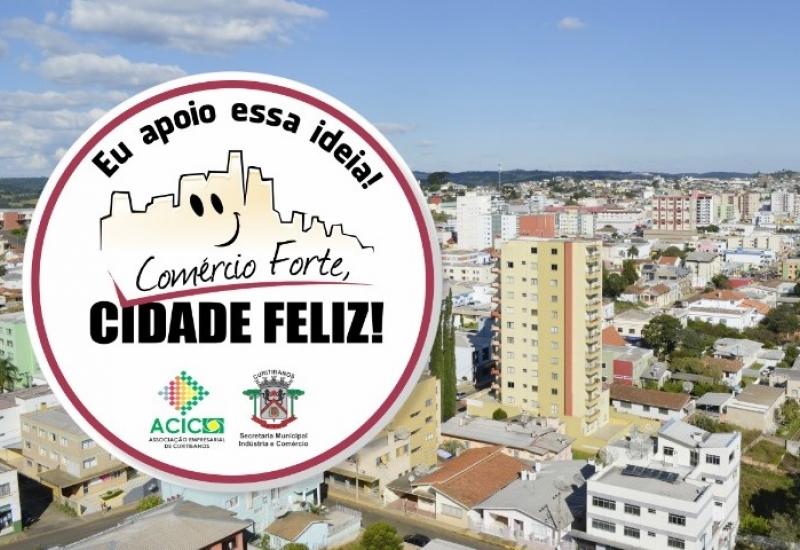 """Pra Vida - Campanha """"Comércio Forte, Cidade Feliz"""" é lançada"""