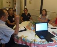 Acic Curitibanos - Núcleo de Gastronomia encaminha prioridades para 2019