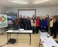 Acic Curitibanos - Executivos das Associações Empresariais do Meio-Oeste se reúnem em Curitibanos