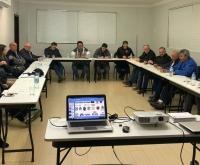 Acic Curitibanos - Reunião da Diretoria define ações para os próximos dias.