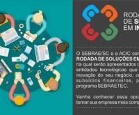 """Acic Curitibanos - Sebrae e ACIC promovem """"Rodada de Solução em Inovação"""""""