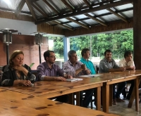 Acic Curitibanos - ACIC representada em reunião Plenária da Regional Meio-Oeste