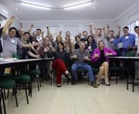 Acic Curitibanos - Empretec é finalizado e expectativa é por nova turma já em 2018