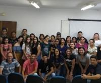 Acic Curitibanos - Integrantes do Núcleo de Gastronomia participam de palestra