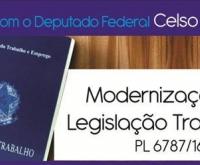 Acic Curitibanos - Reforma Trabalhista será tema de Palestra em Curitibanos