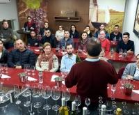 Acic Curitibanos - Núcleo de Gastronomia participa de Curso de Vinho
