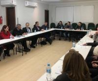 Acic Curitibanos - Reunião mensal tem a presença de novos Diretores