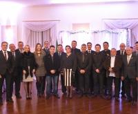 Acic Curitibanos - Irene Sonda toma posse para seu segundo mandato