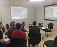 Acic Curitibanos - Câmara Técnica  de Logística participa de vídeo conferência