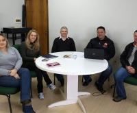 Acic Curitibanos - Núcleos Empresariais e Sólon Rosa encaminham Projeto Piloto