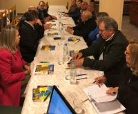 Acic Curitibanos - Diretores da ACIC participam de reunião mensal