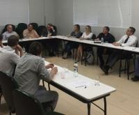 Acic Curitibanos - Diretoria realiza reunião mensal
