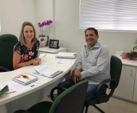 Acic Curitibanos - ACIC e Sebrae com parceria mantida para 2019