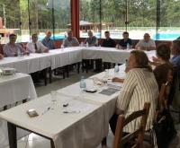 Acic Curitibanos - Diretores participam da primeira reunião de 2019