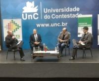 Acic Curitibanos - Painel realizado pelo Núcleo de Contadores foi um sucesso