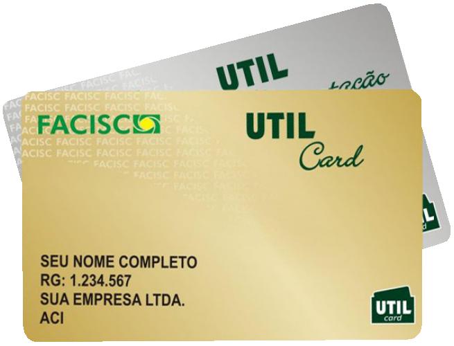 Cartões Util Card